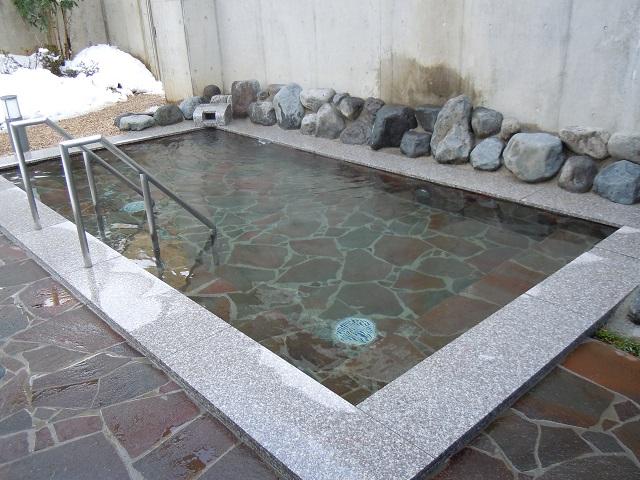 アルプスの湯